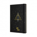 Hardcover Large Harry Potter Black