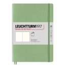 Notebook A5 Softcover Sage