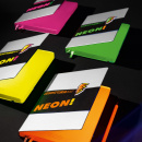 Special Edition A5 Medium Neon Keltainen
