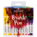 Ecoline Brush Pen 20-setti